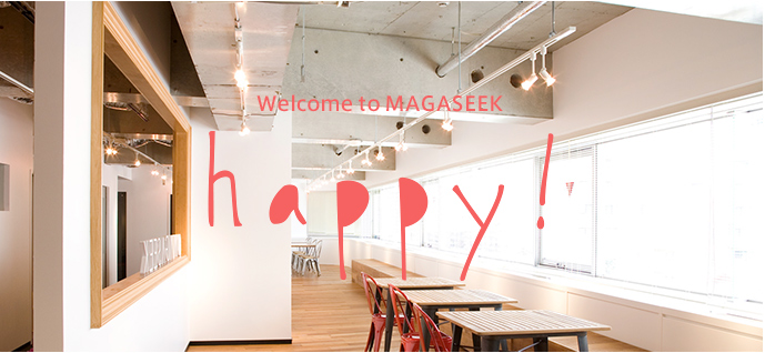 Welcome to MAGASEEK happy!